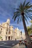Βαλένθια Ισπανία | Δημαρχείο Στοκ φωτογραφίες με δικαίωμα ελεύθερης χρήσης