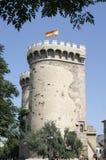 Βαλένθια, πύργος τετάρτου γαλλονιού στοκ φωτογραφίες με δικαίωμα ελεύθερης χρήσης
