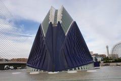 Βαλένθια Ciudad de las Artes Υ las Ciencias - αγορά Στοκ φωτογραφίες με δικαίωμα ελεύθερης χρήσης