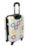 Βαλίτσα με τις ρόδες Στοκ φωτογραφία με δικαίωμα ελεύθερης χρήσης