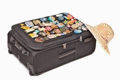 Βαλίτσα ταξιδιού Στοκ Εικόνες