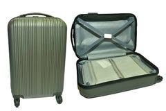 Βαλίτσα ταξιδιών που απομονώνεται Στοκ Εικόνες