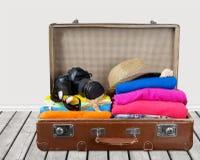 βαλίτσα Στοκ Εικόνα