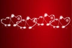 βαλεντίνοι αγάπης απεικόνισης ημέρας Στοκ φωτογραφία με δικαίωμα ελεύθερης χρήσης