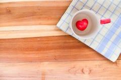 βαλεντίνοι καρδιών ημέρας ανασκόπησης Στοκ Φωτογραφία