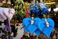 βαλεντίνος αγάπης s απεικόνισης καρδιών ημέρας Στοκ Φωτογραφίες
