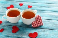 βαλεντίνος αγάπης s απεικόνισης καρδιών ημέρας Στοκ Εικόνες