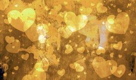 βαλεντίνος αγάπης s απεικόνισης καρδιών ημέρας Στοκ Φωτογραφία