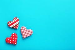 βαλεντίνος αγάπης s απεικόνισης καρδιών ημέρας Στοκ εικόνα με δικαίωμα ελεύθερης χρήσης