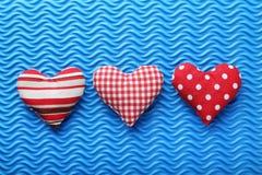 βαλεντίνος αγάπης s απεικόνισης καρδιών ημέρας Στοκ φωτογραφία με δικαίωμα ελεύθερης χρήσης