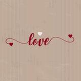 βαλεντίνος αγάπης s ημέρας καρτών ανασκόπησης grunge ελεύθερη απεικόνιση δικαιώματος