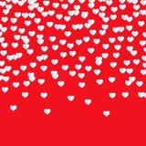 βαλεντίνος καρδιών s ημέρας ανασκόπησης Στοκ εικόνα με δικαίωμα ελεύθερης χρήσης