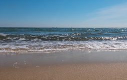 βαλτική ακτή Στοκ εικόνα με δικαίωμα ελεύθερης χρήσης