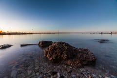 βαλτική Εσθονία κοντά στη θάλασσα somethere Ταλίν Στοκ Φωτογραφίες