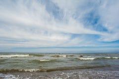 βαλτική Εσθονία κοντά στη θάλασσα somethere Ταλίν Στοκ Εικόνες