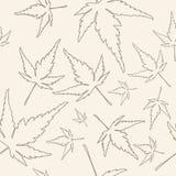 βγάζει φύλλα τη σύσταση σφ& διανυσματική απεικόνιση
