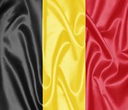Βελγική σημαία - Βέλγιο απεικόνιση αποθεμάτων