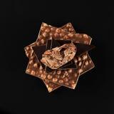 βελγική σοκολάτα Στοκ εικόνα με δικαίωμα ελεύθερης χρήσης