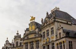 Βελγικό μουσείο ζυθοποιών στοκ φωτογραφίες