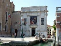 Βενετία - ακαδημία των Καλών Τεχνών Στοκ φωτογραφία με δικαίωμα ελεύθερης χρήσης