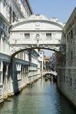 Βενετία - γέφυρα των στεναγμών στοκ εικόνες με δικαίωμα ελεύθερης χρήσης