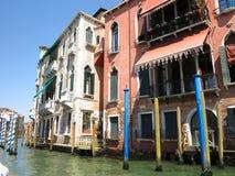 20 06 2017, Βενετία, Ιταλία: Άποψη των ιστορικών κτηρίων και των καναλιών Στοκ φωτογραφίες με δικαίωμα ελεύθερης χρήσης