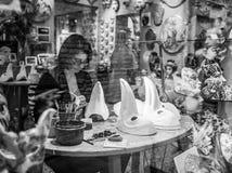 Βενετία, Ιταλία - 28 Μαρτίου 2016: Αρχικό παραδοσιακό ενετικό μΑ Στοκ Φωτογραφία