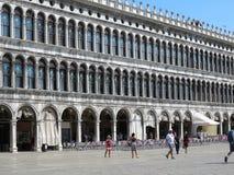 20 06 2017, Βενετία, Ιταλία: Τετράγωνο του ST Mark ` s, το παλάτι του δ Στοκ Εικόνα