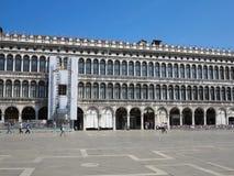 20 06 2017, Βενετία, Ιταλία: Τετράγωνο του ST Mark ` s, το παλάτι του δ Στοκ Φωτογραφία