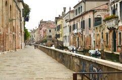 Βενετία Ιταλία Στοκ εικόνες με δικαίωμα ελεύθερης χρήσης