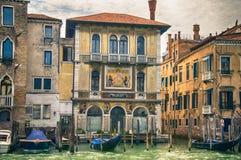 Βενετία Ιταλία Στοκ Εικόνες