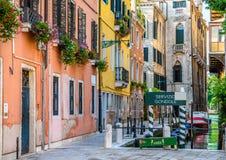Βενετία Ιταλία Στοκ εικόνα με δικαίωμα ελεύθερης χρήσης