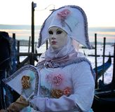 Βενετία καρναβάλι 2016 στοκ εικόνες με δικαίωμα ελεύθερης χρήσης