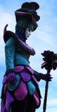 Βενετία καρναβάλι 2016 Στοκ εικόνα με δικαίωμα ελεύθερης χρήσης