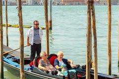 Βενετία Μεγάλο κανάλι Στοκ φωτογραφίες με δικαίωμα ελεύθερης χρήσης