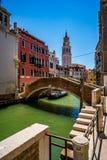 Βενετία μια φωτεινή ηλιόλουστη ημέρα Στοκ Εικόνες
