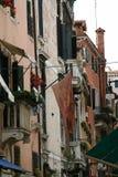 Βενετία, οδός στοκ φωτογραφία
