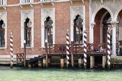 Βενετία Πολωνοί Στοκ Φωτογραφίες