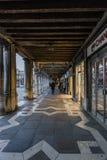 Βενετία στην Ιταλία τη νύχτα Στοκ εικόνα με δικαίωμα ελεύθερης χρήσης