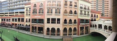 Βενετία στην καρδιά των Φιλιππινών Στοκ εικόνες με δικαίωμα ελεύθερης χρήσης