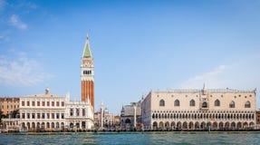 Βενετία - τετράγωνο SAN Marco Στοκ εικόνα με δικαίωμα ελεύθερης χρήσης
