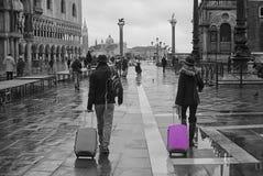 Βενετία - χρώματα και μαγικός Στοκ φωτογραφίες με δικαίωμα ελεύθερης χρήσης