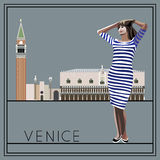 2 Βενετία Στοκ εικόνες με δικαίωμα ελεύθερης χρήσης
