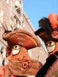 Βενετία carneval Στοκ εικόνες με δικαίωμα ελεύθερης χρήσης