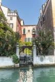 Βενετία (Venezia) Στοκ φωτογραφία με δικαίωμα ελεύθερης χρήσης
