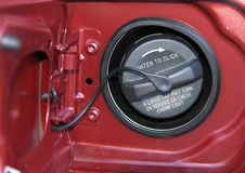 βενζίνη ΚΑΠ Στοκ φωτογραφίες με δικαίωμα ελεύθερης χρήσης