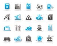 βενζίνη πετρελαίου βιομ&e Στοκ εικόνες με δικαίωμα ελεύθερης χρήσης