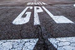 βενζίνη Στοκ φωτογραφία με δικαίωμα ελεύθερης χρήσης