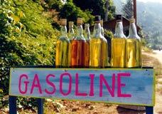 βενζινάδικο Ταϊλανδός Στοκ φωτογραφία με δικαίωμα ελεύθερης χρήσης