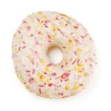 βερνικωμένη doughnut ζάχαρη Στοκ Εικόνες
